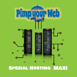 Spezial Hosting - Maxi